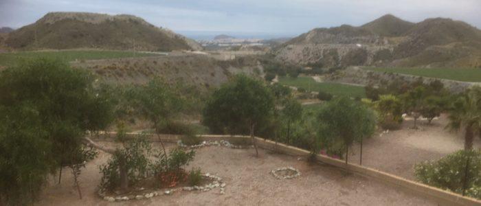 Aguilas Zuid Spanje