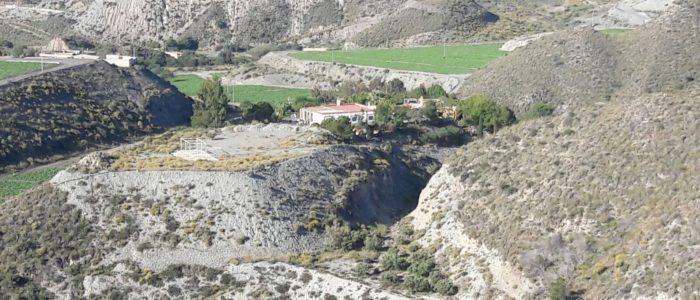 Vakantiehuis Spanje Aguilas